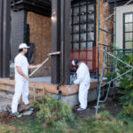 residential exterior painting services
